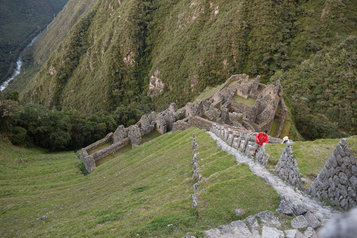 Inca Trail - Vegetarian Peru Adventures