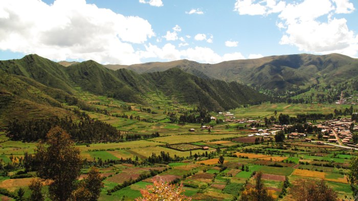 Cusco Highlands - Vegetarian Peru Adventures