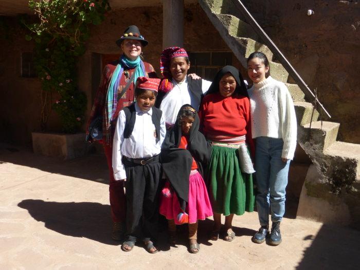 Community Tourism in Peru - Vegetarian Peru Adventures