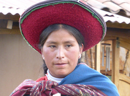 Maras Salt and Andean Weavers