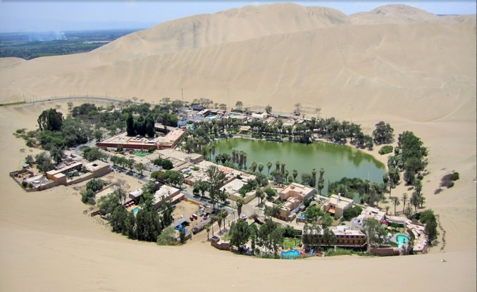 Huacachina - Andean Spirit Lodge