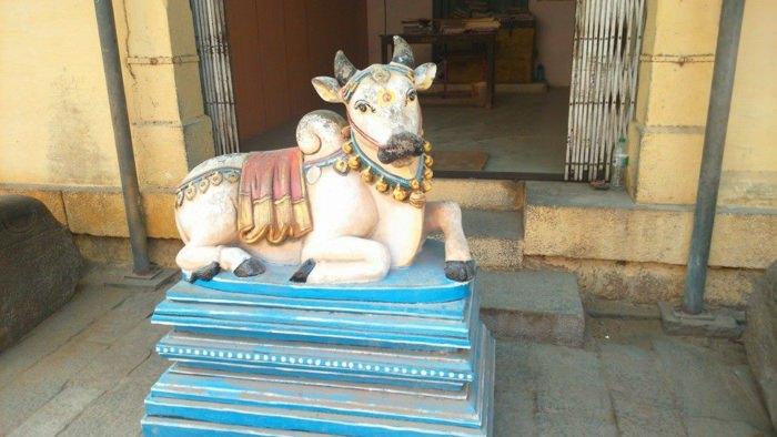 Swami Sivanada's birth place in Tamil Nadu