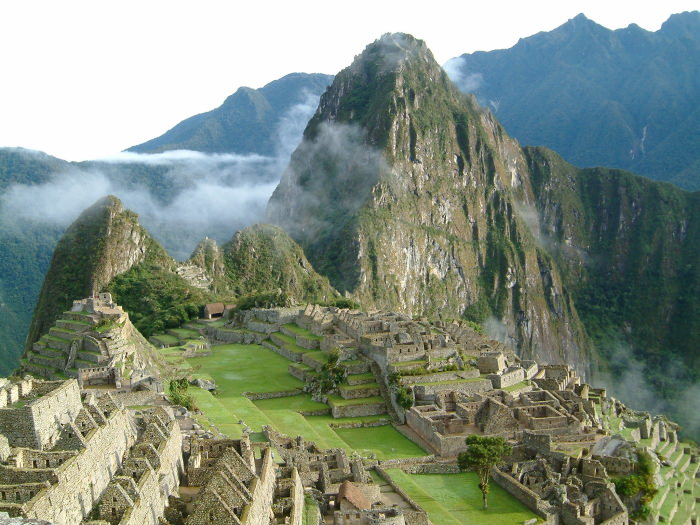 Machu Picchu - Vegetarian Peru Adventures