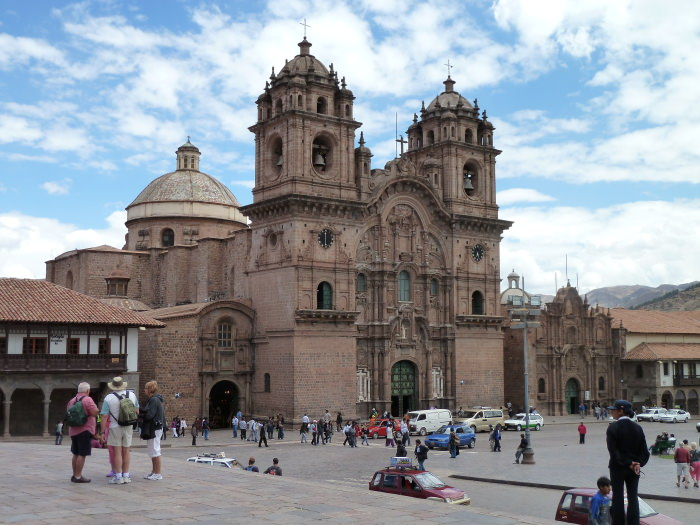 Cusco - Vegetarian Peru Adventures