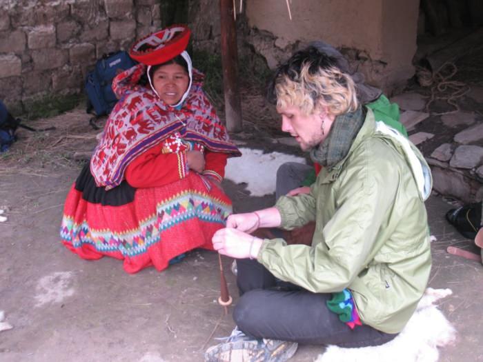 Willyoq - Vegetarian Peru Adventures