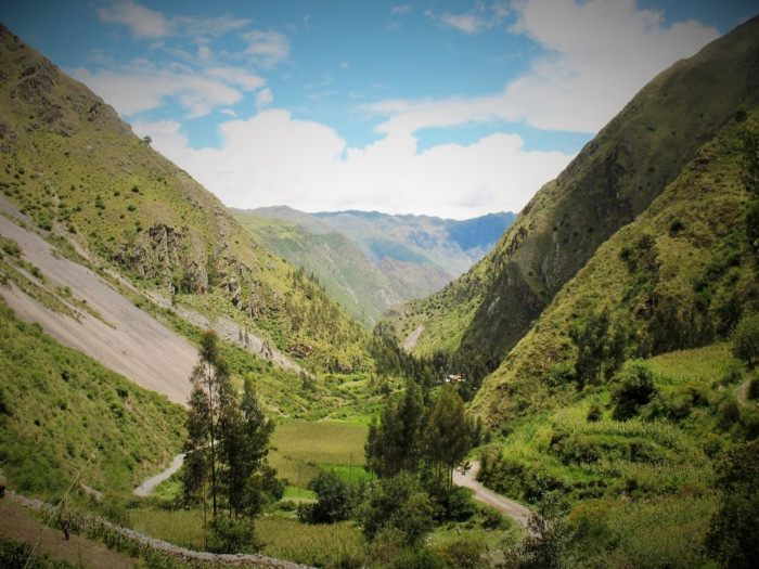 On the Road to Willoq - Vegetarian Peru Adventures
