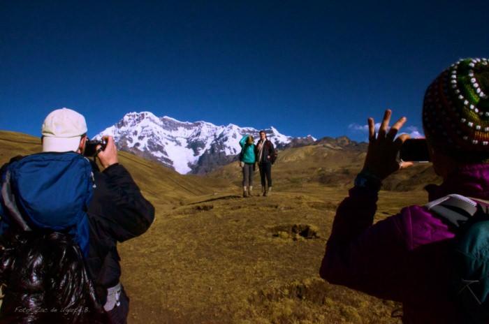 Ausangate Trek - Vegetarian Peru Adventures