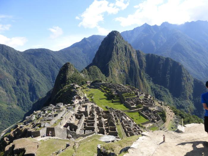 Machu Picchu - Vegetarian Peru Adventures