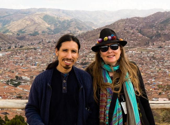 Ueber uns - Vegetarian Peru Adventures