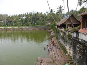 water tank in Varkala