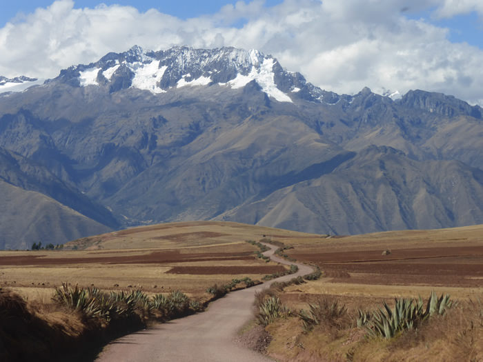 Highlands of Maras - Vegetarian Peru Adventures