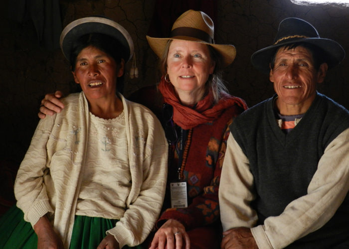 Community Tourism Peru - Vegetarian Peru Adventures