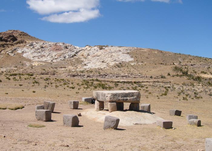 The Island of the Sun - Vegetarian Peru Adventures