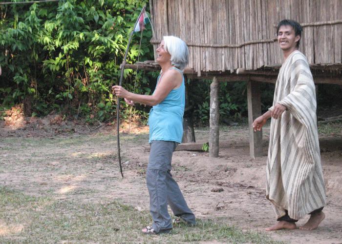 Casa Matsiguenka - Vegetarian Peru Adventures