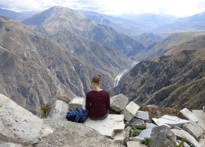 Apurimac Canyon - Vegetarian Peru Adventures