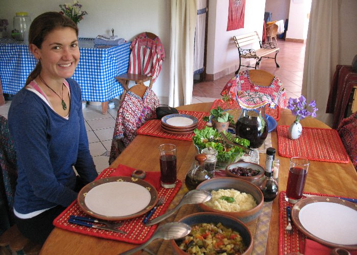 Andean Spirit Lodge - Vegetarian Peru Adventures