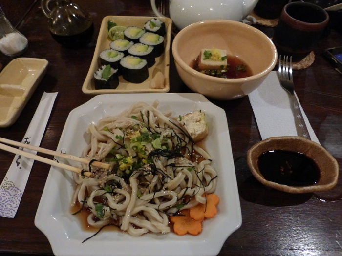vegan Japanese food